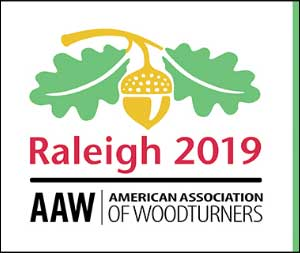 AAW 2019 Raleigh logo