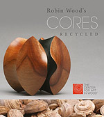 Robin Wood CORES recycled Book Cover