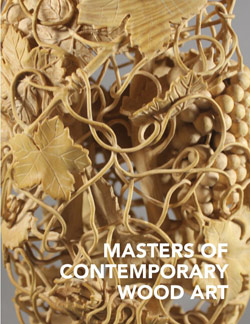 Masters of Contemporary Wood Art 2 book cover